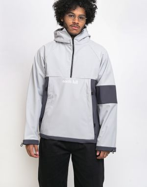 North Hill Grey Anorak Grey
