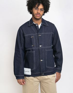 North Hill Chore Denim Jacket Blue