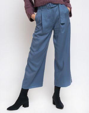 Native Youth The Isabelle Tencel Pant Blue