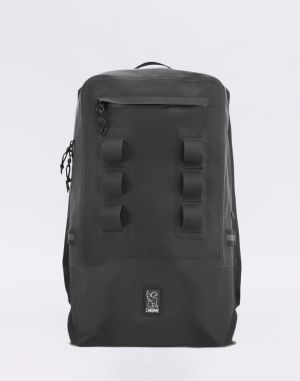 Chrome Industries Urban Ex Tombstone Pack Black / Black Malé (do 20 litrov)