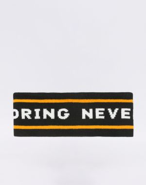 The North Face Chizzler Headband TNF Yellow/TNF Black