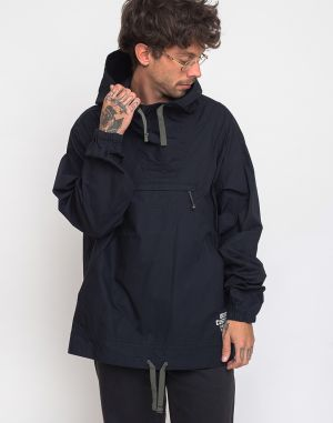 Deus Ex Machina Deckard Packable Anorak Black