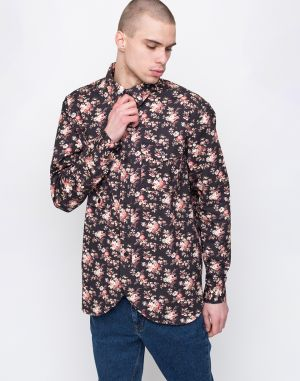 Han Kjøbenhavn Army Shirt Flower Canvas