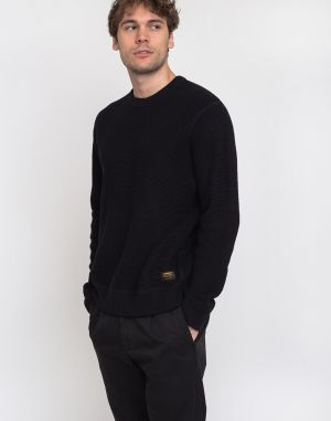 Carhartt WIP Mason Sweater Black