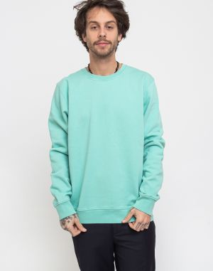 Colorful Standard Classic Organic Crew Faded Mint
