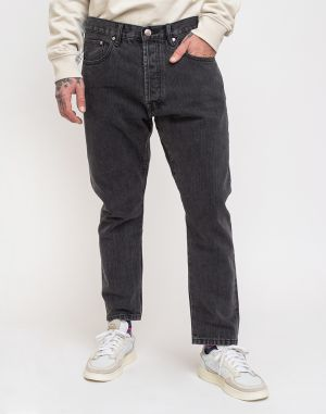 Han Kjøbenhavn Drop Crotch Jeans Black Stone Wash