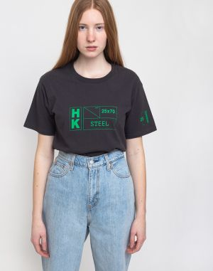 Han Kjøbenhavn Artwork Tee Faded Black