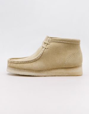 Clarks Originals Wallabee Boot Maple Suede