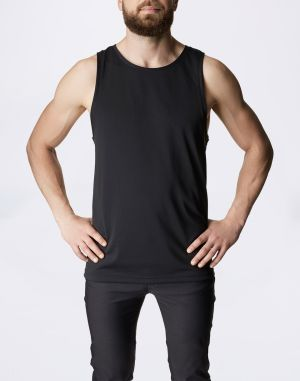Houdini Sportswear M's Big Up Tank True Black