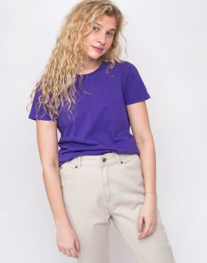 Colorful Standard Women Light Organic Tee Ultra Violet