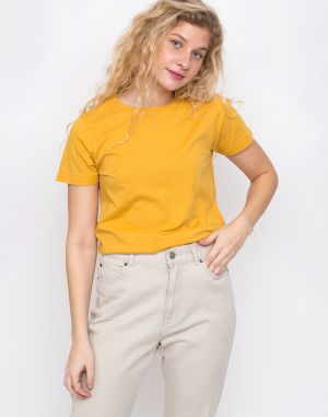 Colorful Standard Women Light Organic Tee Burned Yellow