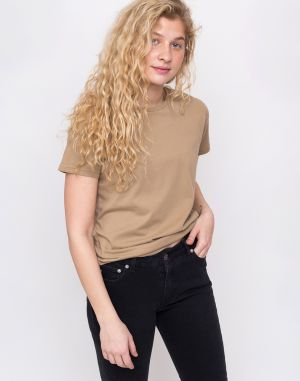 Colorful Standard Women Light Organic Tee Desert Khaki