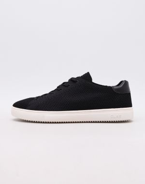 Clae Bradley Knit Black Cream