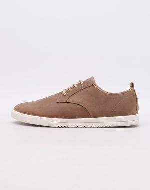 Clae Ellington Leather Hickory Leather