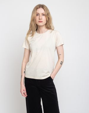 Colorful Standard Women Light Organic Tee Ivory White