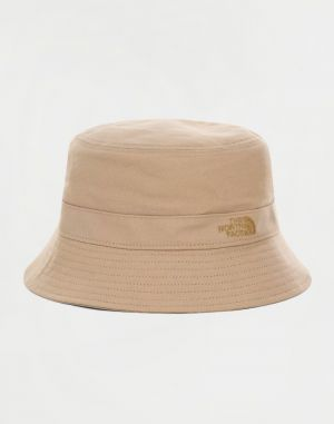 The North Face VL Bucket Hat British Khaki