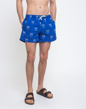 Knowledge Cotton Bay All-over Owl Swimshorts 1295 Surf The Web