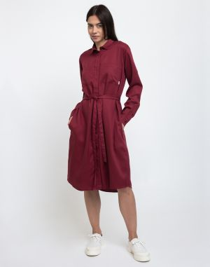 Makia Aava Dress Ruby