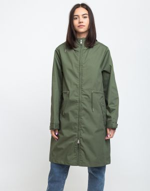 Makia Rey Jacket Green