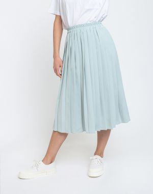 Makia Stream Skirt Light Sage
