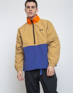 Obey The Tucker Anorak Almond Multi