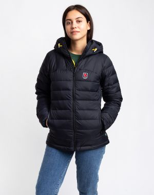 Fjällräven Expedition Pack Down Hoodie W 550 Black
