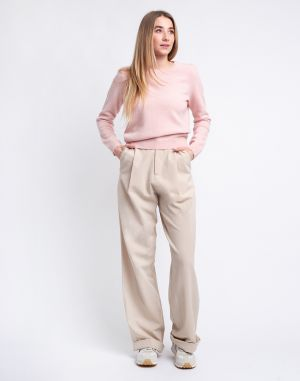 Colorful Standard Women Classic Merino Wool Crew Faded Pink