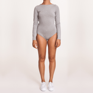 #mblm Collection body XS – svetlosivé