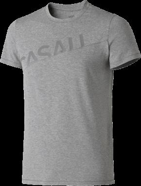 bc355d007645 Pánske bavlnené tričko s dlhým rukávom Melange značky 4F - Lovely.sk