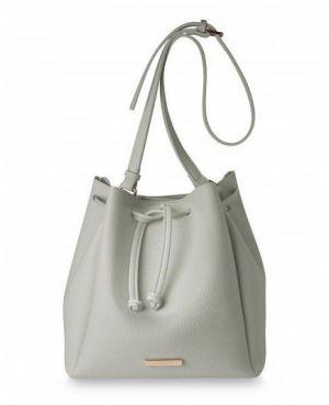 Šedá kabelka – Cece Saddle Bag značky KATIE LOXTON - Lovely.sk a4252525221