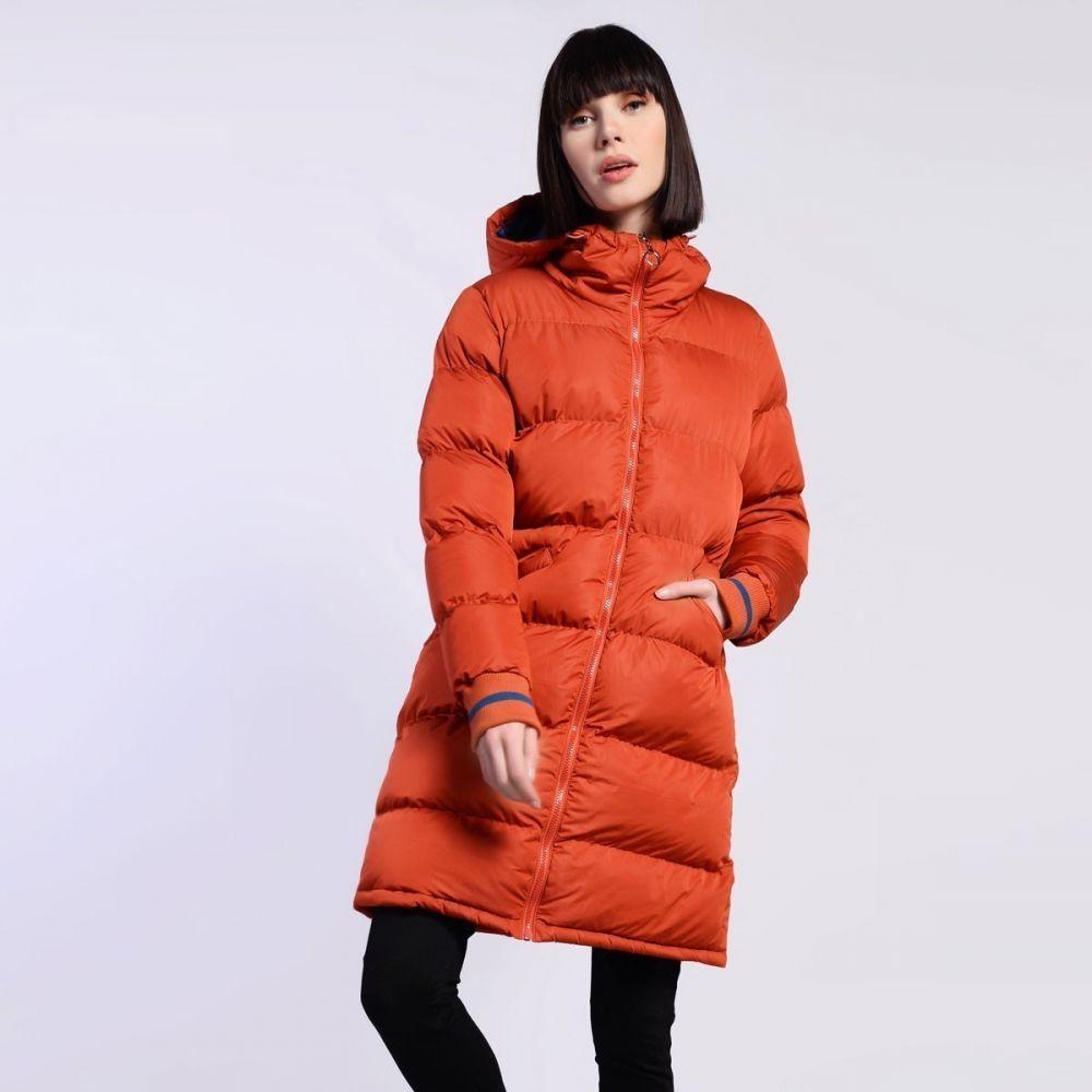 Červená dlhá bunda značky Glamorous - Lovely.sk 76b2893ae6e