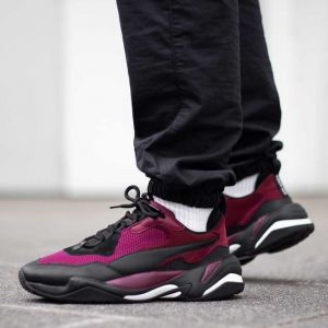 Thunder Spectra: PUMA Rhododendron - PUMA Black - t port
