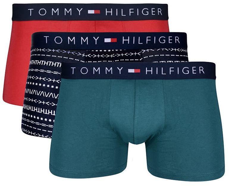 875c2cc8bf Lovely Muž Oblečenie Spodné prádlo · Sada 3ks – Boxerky Trunk Text. Tommy  Hilfiger
