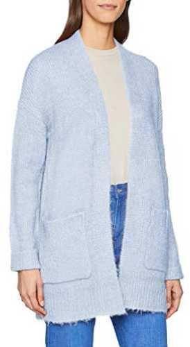 7b62e2ac3760 Modrý vlnený kardigan značky Selected Femme - Lovely.sk