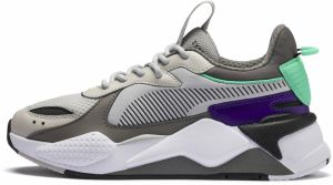 RS-X TRACKS: PUMA Gray Violet - PUMA Charcoal Gray