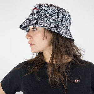 KK Signature Snake Bucket Hat