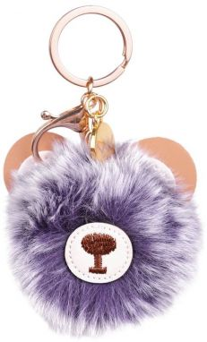 VUCH Purple bear pom