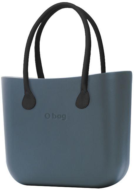 Obag AIR BLUE S RÚČKAMI KOŽENKA ČIERNA značky O bag - Lovely.sk 7116f2ded97