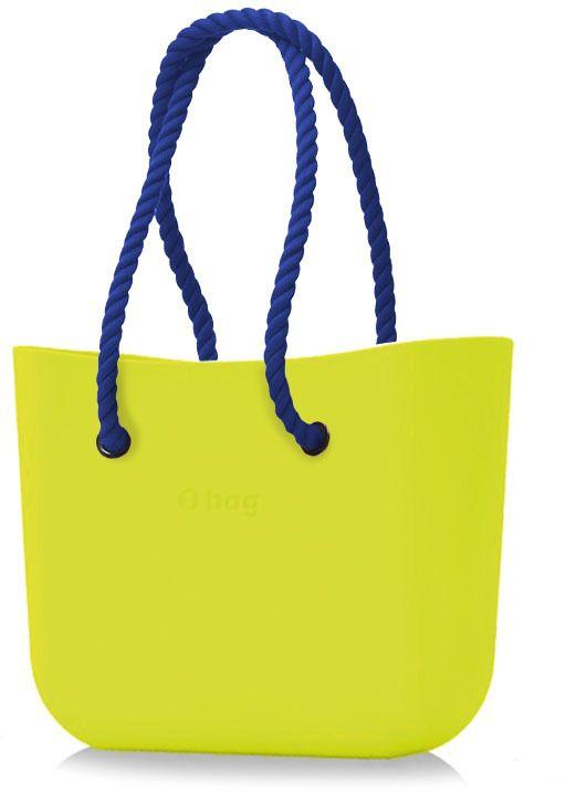 Obag LIME S POVRAZOM BLUETTE značky O bag - Lovely.sk b0c285b32ea