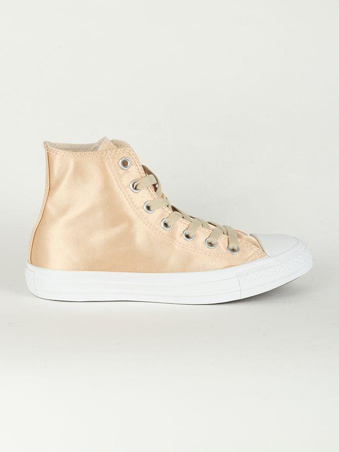 Topánky Converse Chuck Taylor All Star HI Zlatá značky Converse - Lovely.sk 5fb737b1cf8
