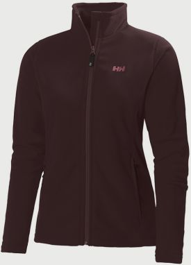 Bunda Helly Hansen W Daybreaker Fleece Jacket Červená