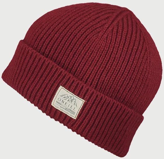 b681a2e4c Čapica O´Neill BM Bouncer Wool Mix Beanie Červená značky O'Neill - Lovely.sk
