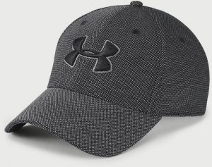 Šiltovka Under Armour Men\'S Heathered Blitzing 3.0 Čierna