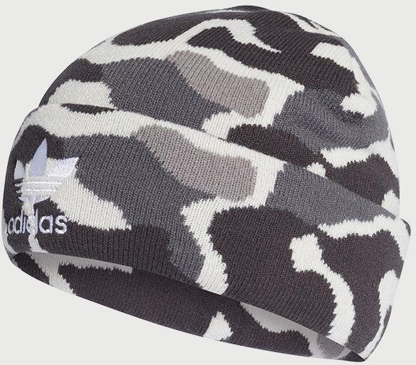 9a5169834 Čapica adidas Originals Beanie Camo Farebná značky adidas Originals ...
