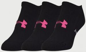 Súprava šiestich párov dámskych ponožiek v čiernej farbe Under ... b807439d519