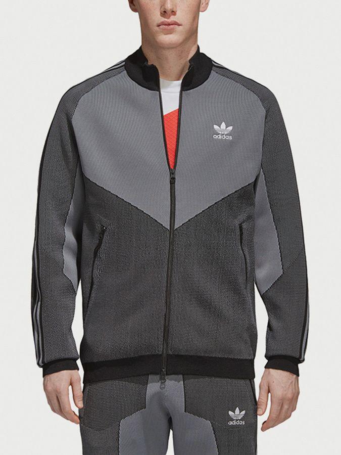 Mikina adidas Originals Plgn Tt Čierna značky adidas Originals ... 9b50dbb1a08