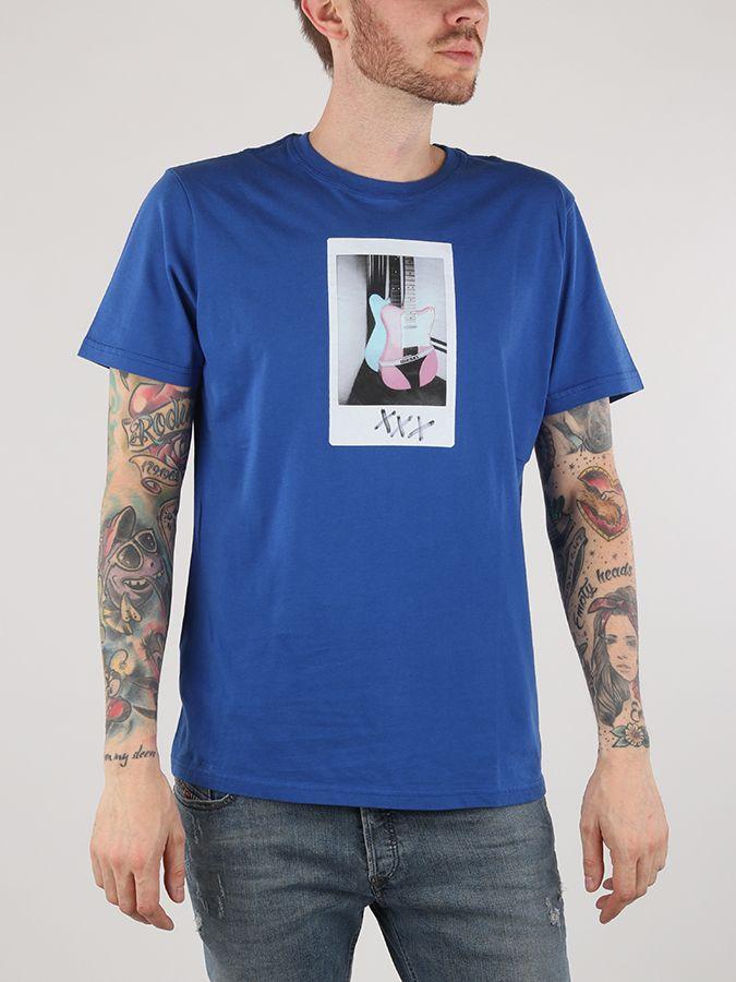 Tričko Diesel T-Joe-Rt Maglietta Modrá značky Diesel - Lovely.sk 8f80983cb5