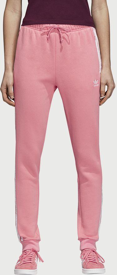 b5a517e75a9f Tepláky adidas Originals Regular Tp Cuff Růžová značky adidas Originals -  Lovely.sk