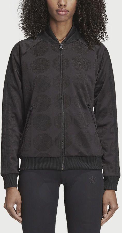 b32f8f32f Mikina adidas Originals Fsh L Tt Čierna značky adidas Originals ...