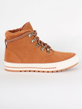 Topánky Converse Chuck Taylor All Star Ember Boot HI Hnedá